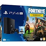 PlayStation 4 (PS4) - Consola Pro 1Tb + Fortnite Voucher