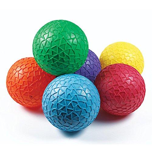 CreativeMinds UK - Set di 6 palline da gioco per bambini, 200 mm