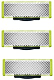 Philips qp230/50 oneblade Cuchillas de repuesto, tres unidades)