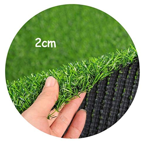RUIXFFT Tragbare Golf-Übungsmatte, Golf-Training, Golf-Putting-Matte Putting, Golf Auto Return Putting-Matte, A-20 mm, 1,2 x 5 m