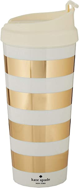 Stripe Thermal Mug