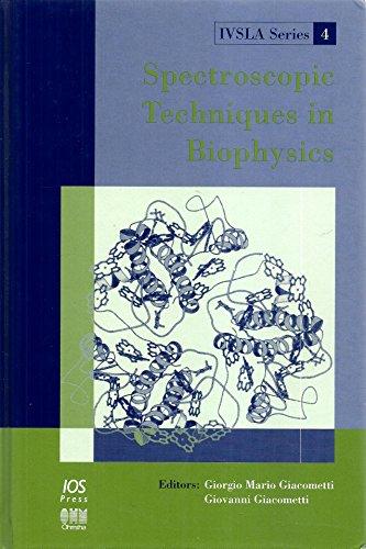 Spectroscopic Techniques in Biophysics
