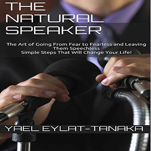 The Natural Speaker audiobook cover art