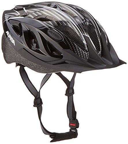 Alpina Radhelm Tour 3, Uni, Black/Carbon, 58-61
