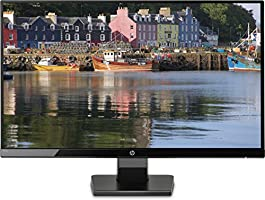 HP 27W 1JJ98AA ABB Monitor, 68,6 cm (27 inch), Full-HD, HDMI, Zwart