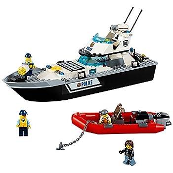 LEGO City Police Patrol Boat 60129