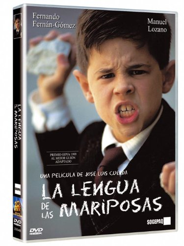 La Lengua De Las Mariposas [DVD]