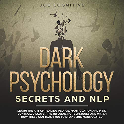 Dark Psychology Secrets and NLP cover art
