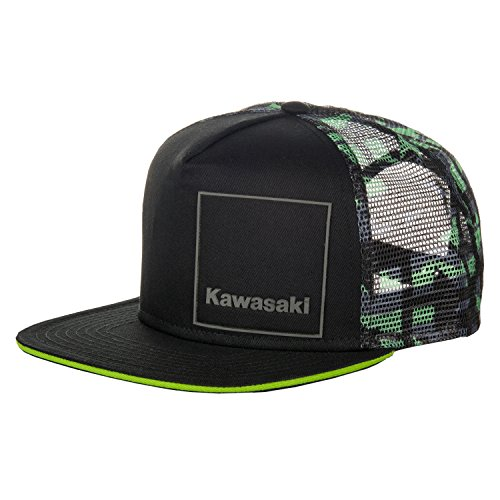 Kawasaki Camo Cap KAPPE BASE CAP ! Racing CAP