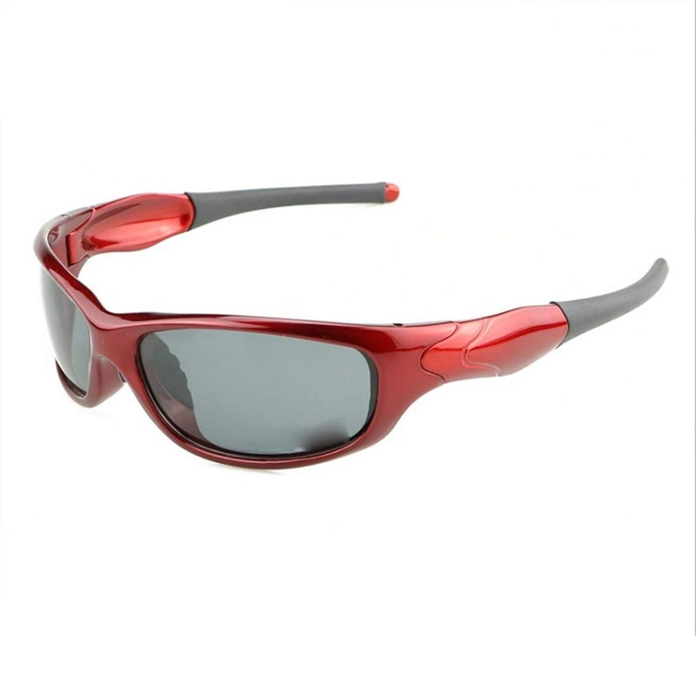 太陽の眼鏡をサイクリングする偏光サングラス