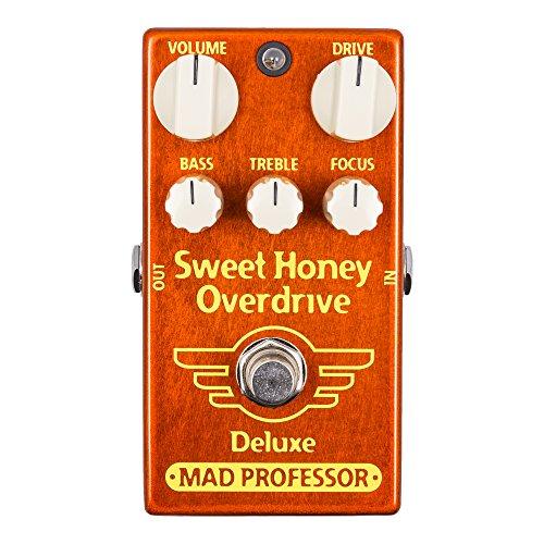Mad Professor Sweet Honey Overdrive DLX