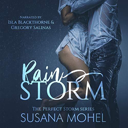Rainstorm audiobook cover art