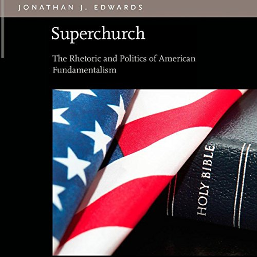 Superchurch audiobook cover art