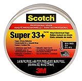Scotch 6132-BA-10 Super 33+ Vinyl Electrical Tape.75-Inch x...