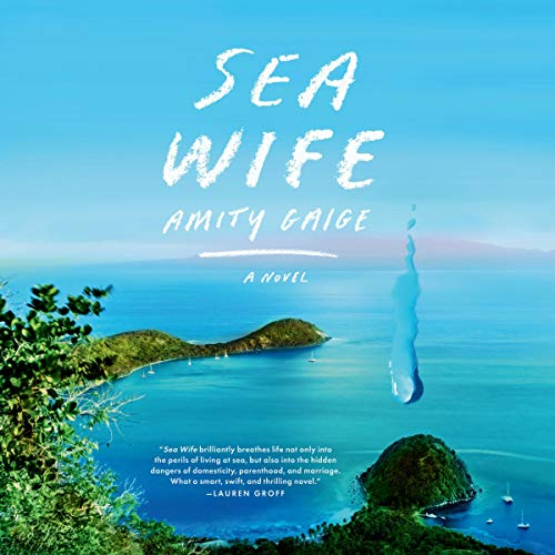 Sea Wife audiobook cover art