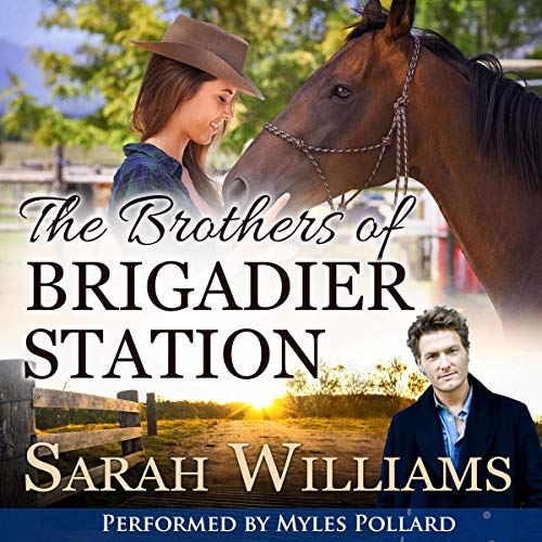 The Brothers of Brigadier Station audiobook cover art