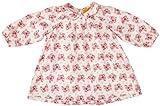 Cacharel - Vestido para niña, talla FR : 6 mois (Taille Fabricant : 6 mois) - talla francesa, color rosa (imprime papillon)