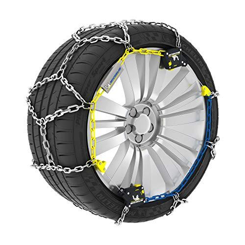 MICHELIN - Cadenas de Nieve Extrem Grip Automatic, Especiales para todoterrenos, 4x4, autocaravanas y vehículos utilitarios