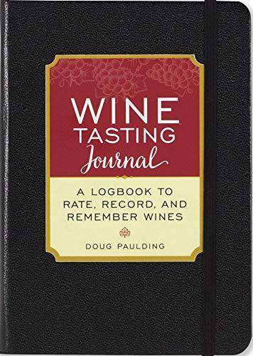 Wine Tasting Journal (Diary, Notebook)