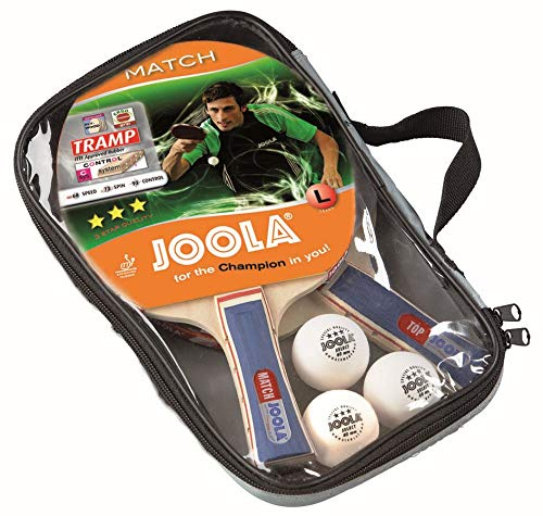 Fantastic Deal! JOOLA Duo Recreational Racket Table Tennis Set