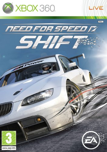 Electronic Arts Need for Speed Shift, Xbox 360 - Juego (Xbox 360)