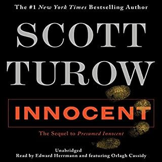 Innocent audiobook cover art