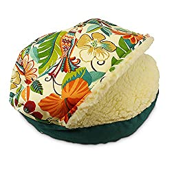 Snoozer Wag Collection Orthopedic Indoor/Outdoor Cozy Cave Pet Bed