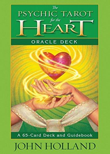 サイキック タロット ハート オラクルカード The Psychic Tarot for the Heart Oracle Deck 正規品 英語のみ
