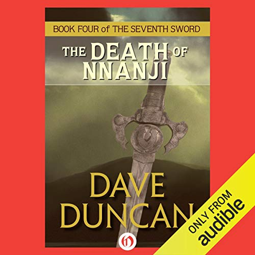 The Death of Nnanji Audiobook By Dave Duncan cover art