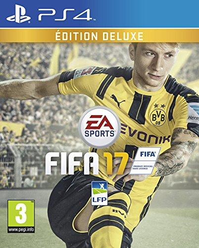 FIFA 17 - Édition Deluxe [Importación Francesa]