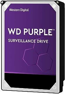 Western Digital Purple 8TB Surveillance Hard Drive, WD82PURZ