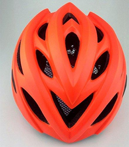 LEDMLSH Casco Ultra Ligero con Luz Casco Premium de Bicicleta de Flujo...