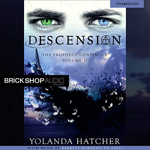 Descension: Volume II audiobook cover art