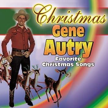 Gene Autry Christmas Songs