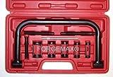 FORGEMAX Valve Spring Compressor C Clamp Service Kit Auto Motorcycle ATV Small Engine