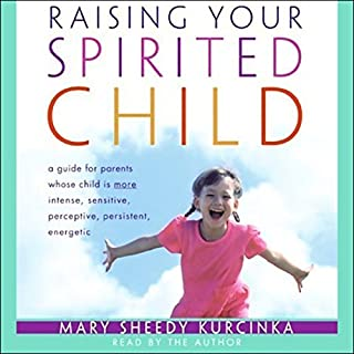 Raising Your Spirited Child audiobook cover art