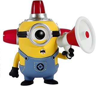 Funko Pop! Movies: Despicable Me - Fire Alarm Collectible ...