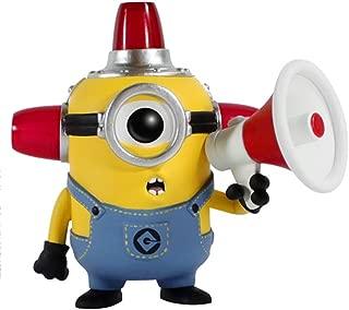 Funko POP Movies: Despicable Me 2 - Fire Alarm Minion Action Figure
