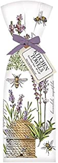 Mary Lake-Thompson Ltd. Botanical Lavender Towel Set