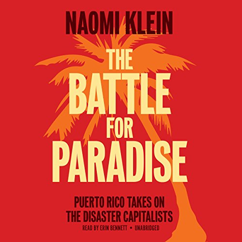 The Battle for Paradise cover art