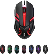 Becoler Store 2.4G Wireless Mouse Gaming Mice with USB Receiver, Car Beetle Shaped Mouse for Computer Laptop Office