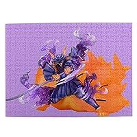 Naruto ナルト (10) ジグソーパズル 1000ピース 知的ゲーム 家族オモチャ 子供向けパズル キッズ 孫 人気 誕生日プレゼント 贈り物