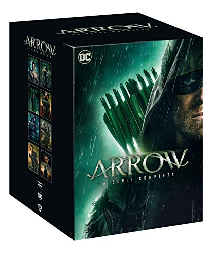 Arrow: La serie completa (stagioni 1-8) (38 DVD)