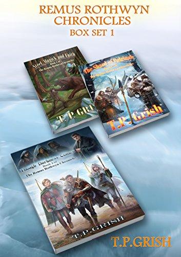 Remus Rothwyn Chronicles Box Set 1 (Books 1-3)
