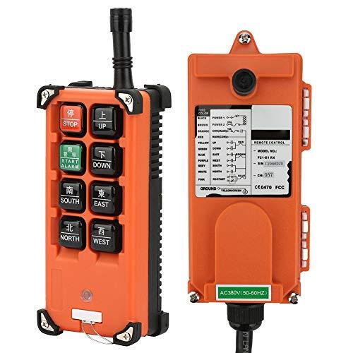 Mando a distancia 2 Transmisor 1 Receptor Elevador eléctrico Sistema de control...