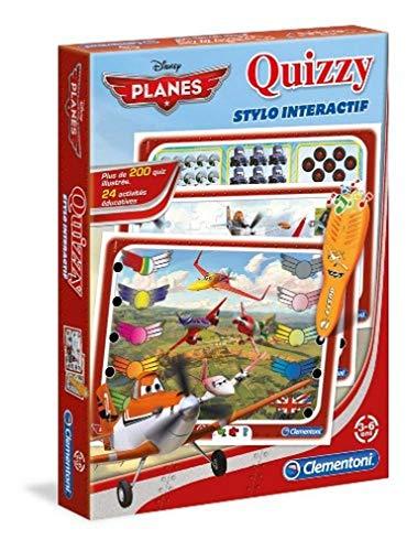 Clementoni - 62565.9 - Jeu Educatif - Quizzy Planes
