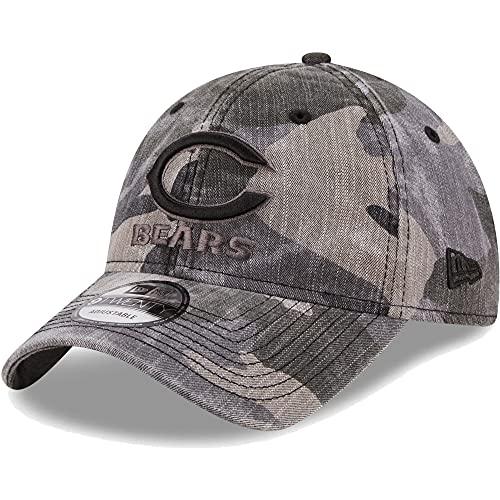 New Era Men's Camo Chicago Bears Core Classic 2.0 9TWENTY Adjustable Hat