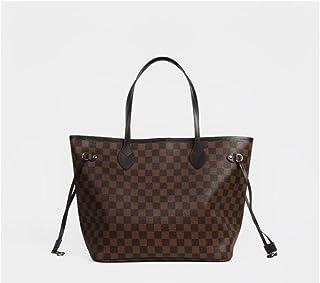 LIMING Bags Women's Bags Shopping Bags Lattice Tote Bags Shoulder Bags Large Bags Women Large Capacity Mummy Bags,Colour:W...