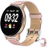 Smartwatch Hombre Mujer, Impermeable Reloj Inteligente Monitores de Actividad Outdoor Fitness...