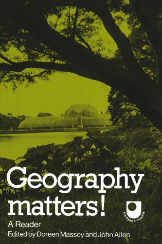 Geography Matters!: A Reader (Open University Set Book)